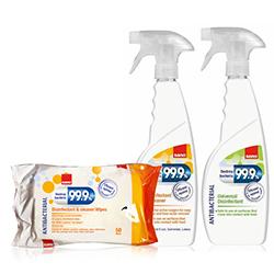 <b>Disinfectant</b> & Anti bacterial