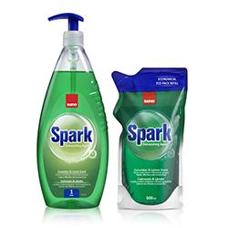 Sano spark Cucumber-Lime scent