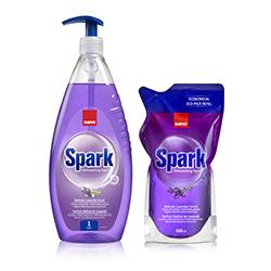 Sano spark Delicate lavender scent