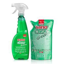 Sano Clear Green