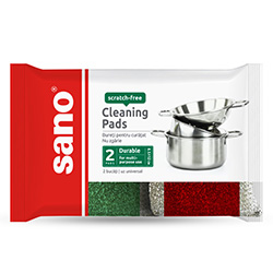 Sano Cleaning Pads